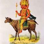 Agni (God of Fire)